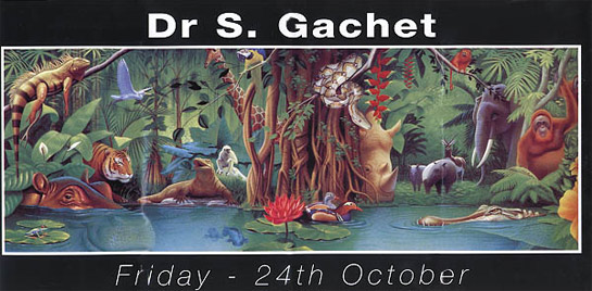 Dr. S. Gachet @ Gravity 1997