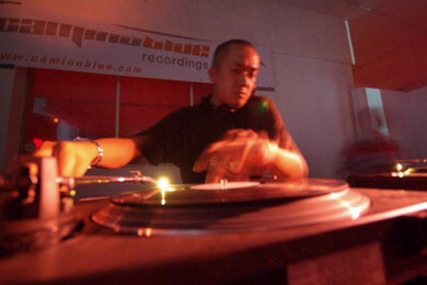 Dj Nookie, soulful drum & bass desde Londres,UK